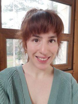 Portrait de Mélanie Canino, Gret