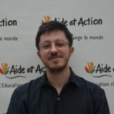 Portrait de Mathieu Cros, Aide et Action